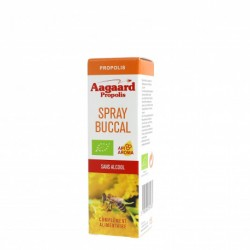 Spray buccal sans alcool