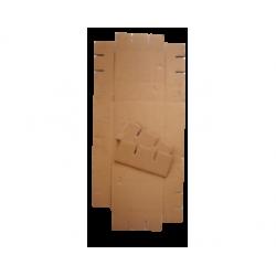 Carton à plat pour pot 500 Gr