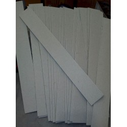 Planchette carton grise...