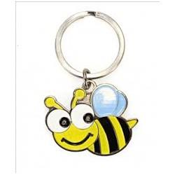 Porte clé abeille