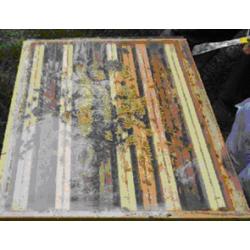 COUVRE CADRE PVC ALIMENTAIRE : accessoire de ruche vers Vienne
