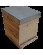 Dadant 10 : accessoires de ruches vers Bourgoin-Jallieu