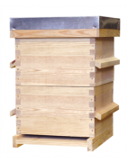 Warré : accessoires de ruches vers la Drôme