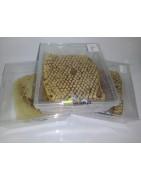 Boites et sections : pots de miel vers Bourgoin-Jallieu