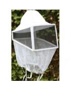 Voiles et chapeaux apiculteur : matériel apiculture vers la Drôme